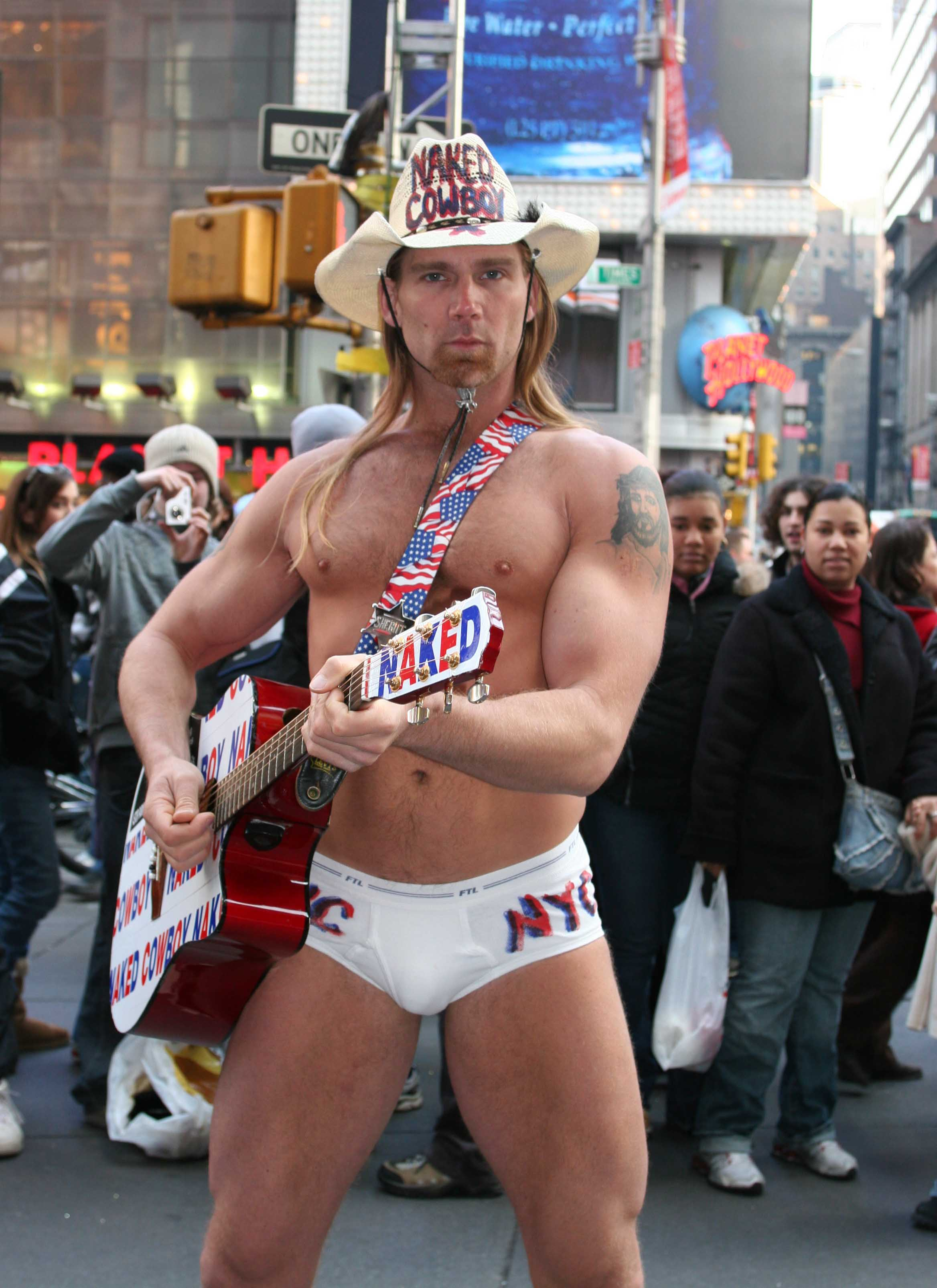 The naked cowboy new york photo 85